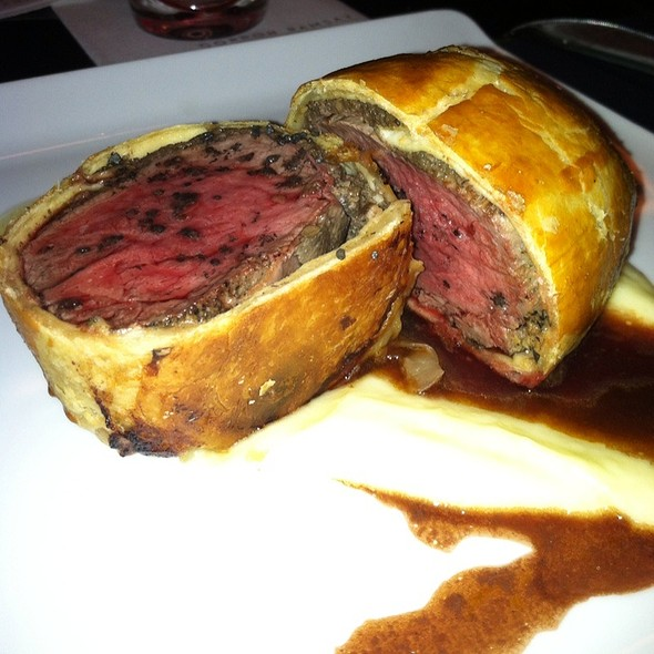 Beef Wellington @ Gordon Ramsey Steak