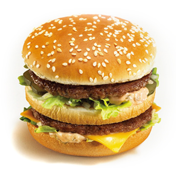 Burger @ McDonald's