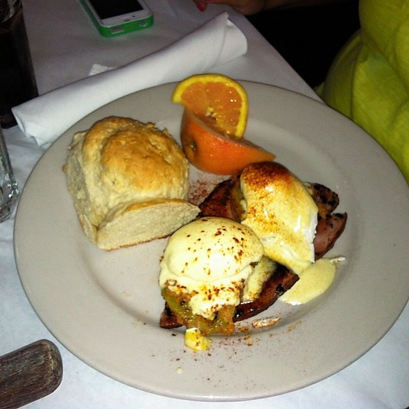 Eggs Dauphine @ Eat New Orleans
