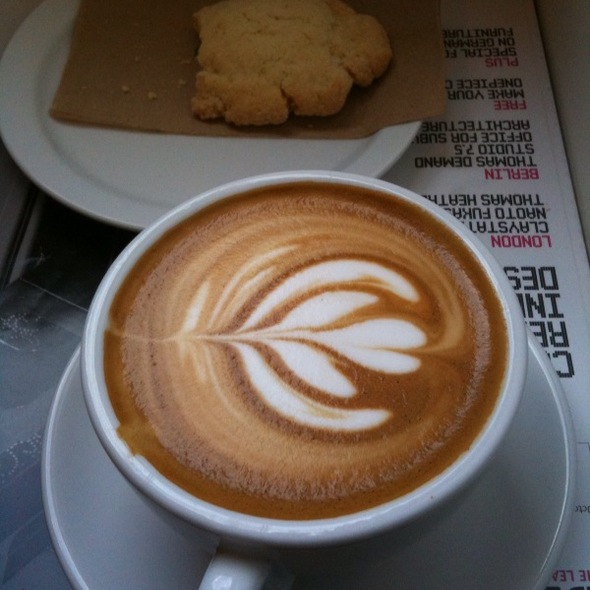 Flat White @ The Espresso Room