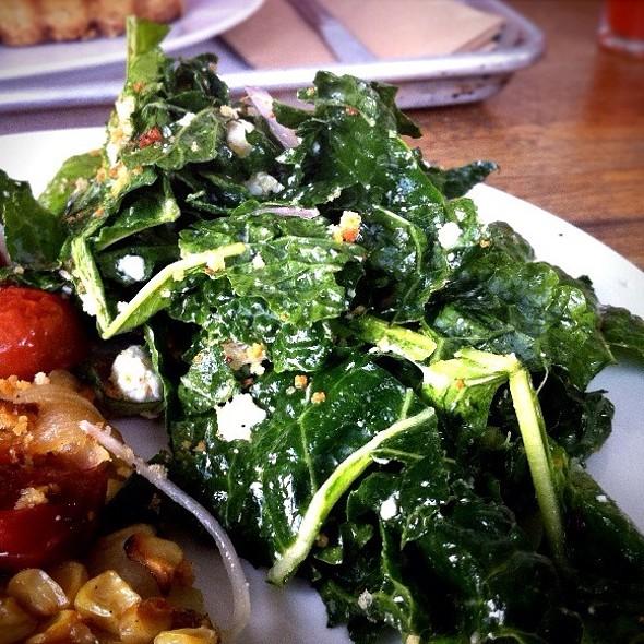 Cavolo Nero & Arugula Salad
