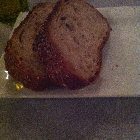 Bread & Rosemary Olive Oil - Blackstone Steakhouse, Melville, NY
