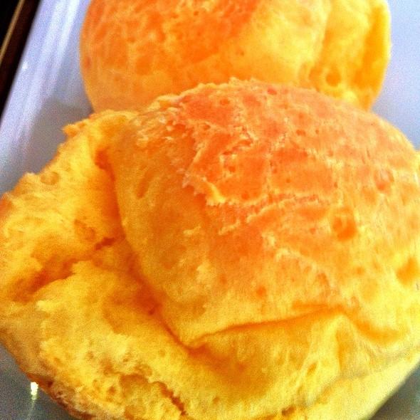 Pao De Queijo (cheese Bread) @ Perfect Cafe