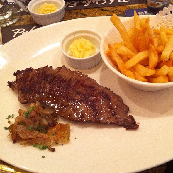 Steak Frites - Alexandre & Fils, Montreal, QC