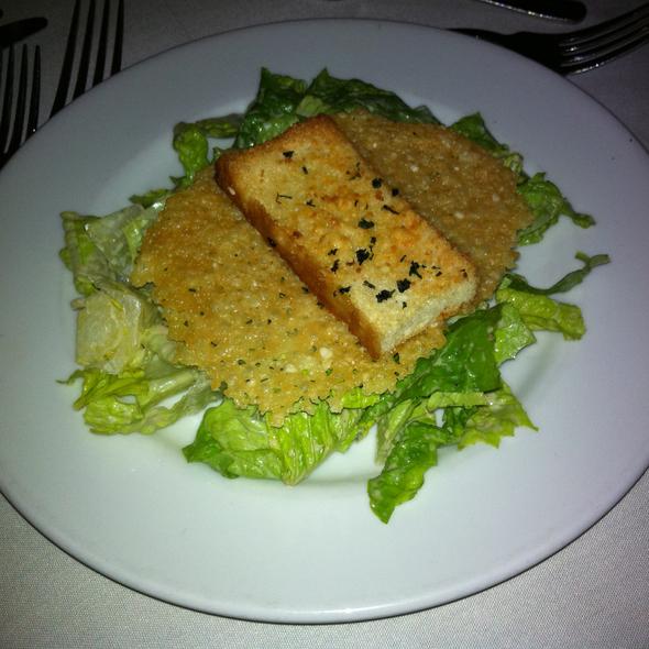 Ciro's Caesar Salad - Cicada, Los Angeles, CA