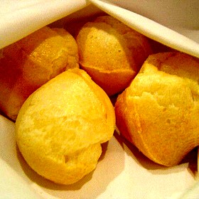 Puffed Cheese Bread