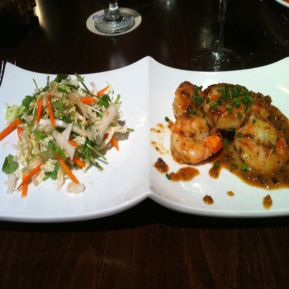 Prawns @ Plantation House Restaurant