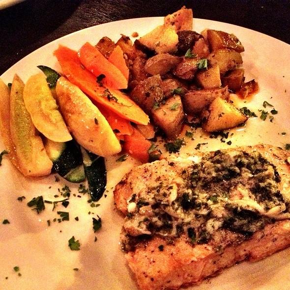 Salmone Siciliana - Brunello Ristorante Italiano, Snoqualmie, WA