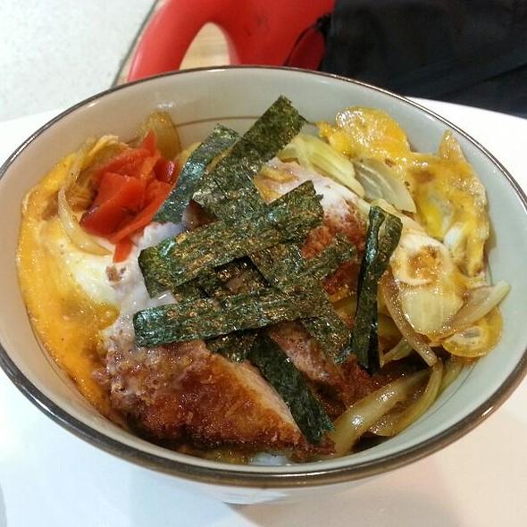 Katsudon @ Kudos Taste