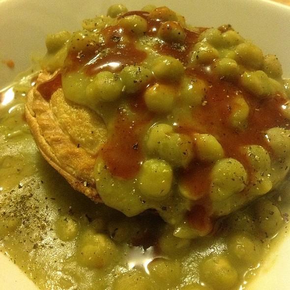 Pie Floater @ blowfish kitchen