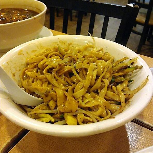 Jjajangmyun @ Fu Fu Cafe