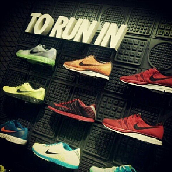 Nike Course Flatiron New York Ny Usa