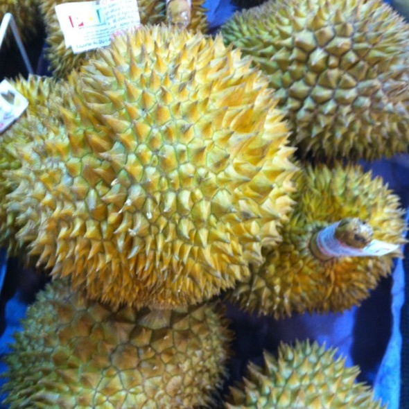 Durian @ The Foodspotting Holiday Spotathon