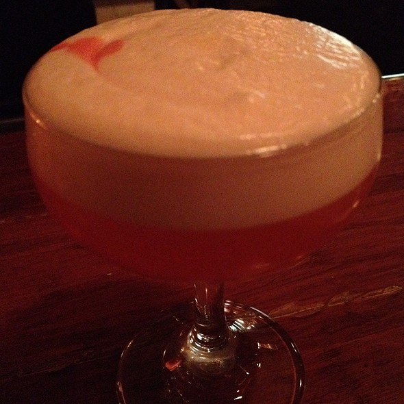 Aperol Sour @ Browntrout
