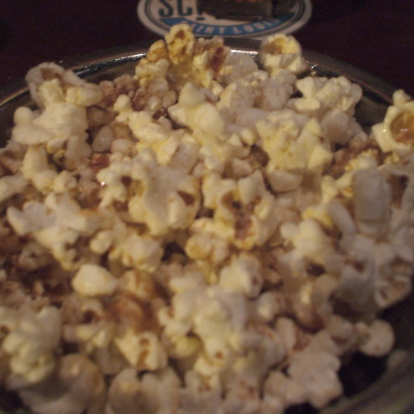 Sweet 'n Spicy Popcorn @ South of Beale