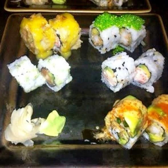 Sushi @ Alberto's Cafe!!!