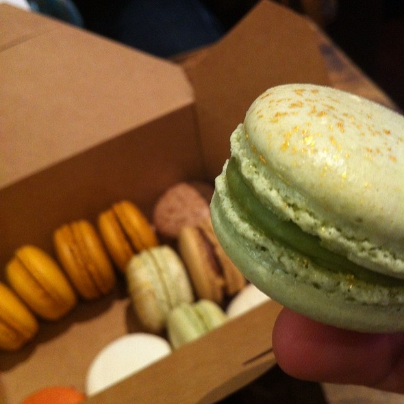 Macarons @ Cafe Cre Asion