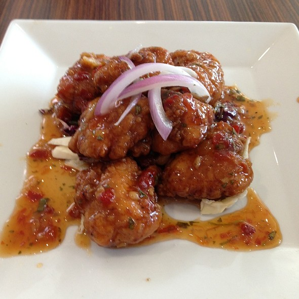 Sweet Chili Chicken Bites