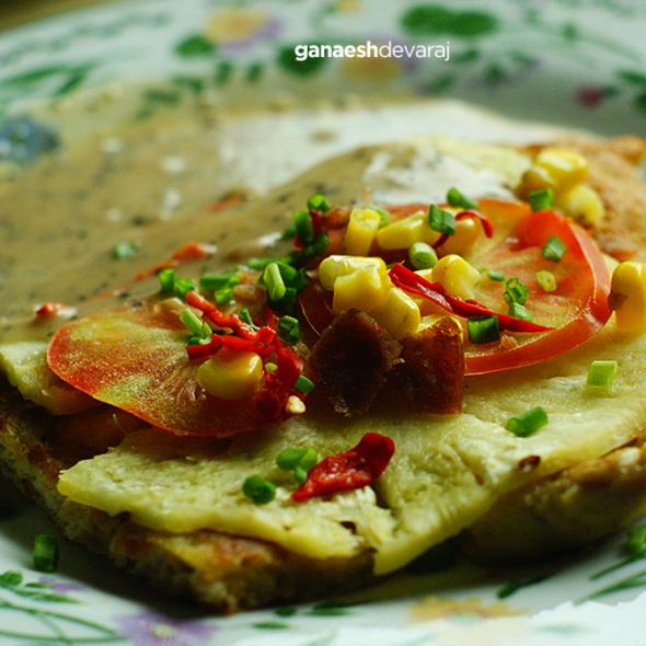 Chicken Cordon Bleu @ Gunter's Gasthaus
