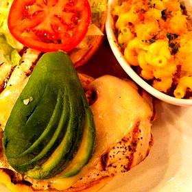 Chicken Avacado Sandwich