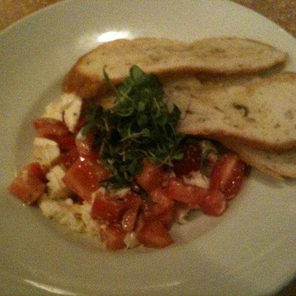 Mozzarella and Tomato Salad - The Palmtree Grill @ Embassy Suites North Charleston, North Charleston, SC