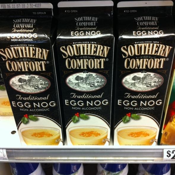 Eggnog @ The Foodspotting Holiday Spotathon