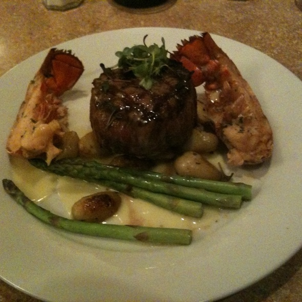 Surf And Turf - The Palmtree Grill @ Embassy Suites North Charleston, North Charleston, SC