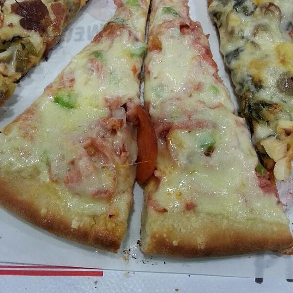 Fatia De Pizza - Sabor Supreme @ A Melhor Fatia da Pizza