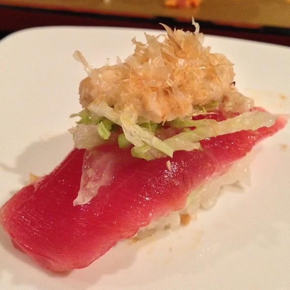 Tuna Sushi - Sushi of Gari 46, New York, NY