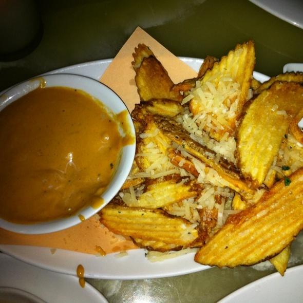 Parmesan Fries @ Rialto