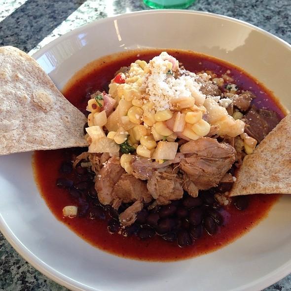 Achiote Pork  @ Aqui Cal-Mex Grill