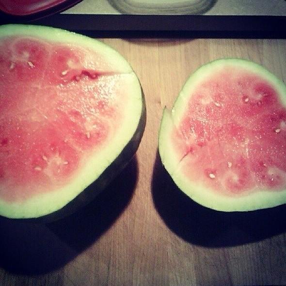 Sandia Agua Fresca @ Fruits