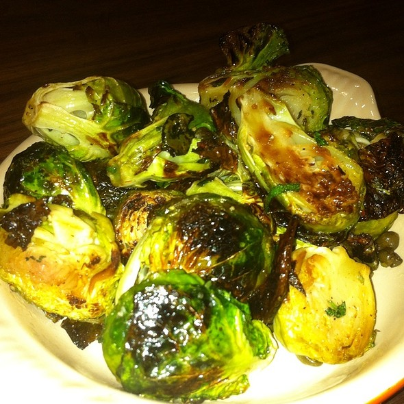 Brussels Sprouts @ Split Bread