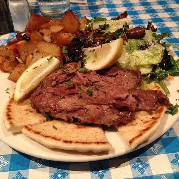 Greek Cafe Lakewood Menu