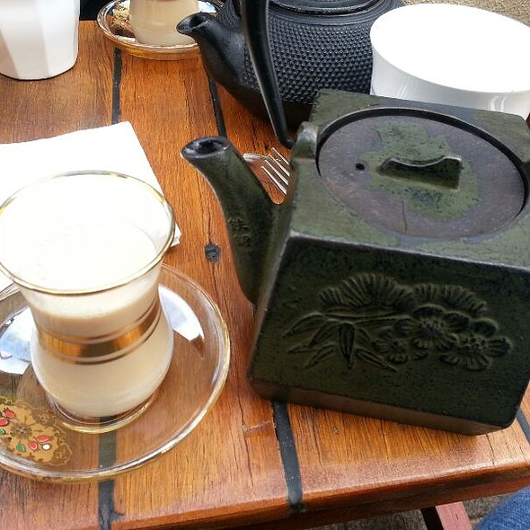 Chai Tea @ Circa Espresso