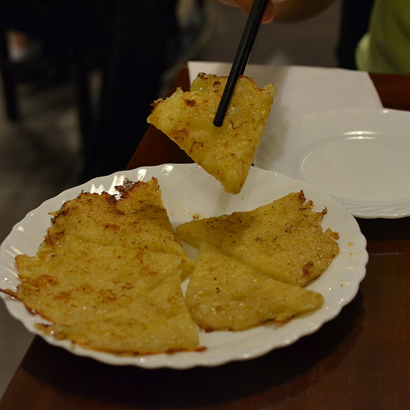 Potato Pancake @ Mother's Dumplings
