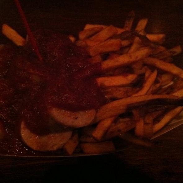 currywurst @ Wechsler's Currywurst