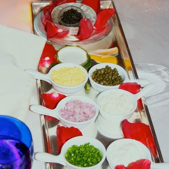 Caviar - Casitas - The Ritz-Carlton Cancun, Cancún, ROO