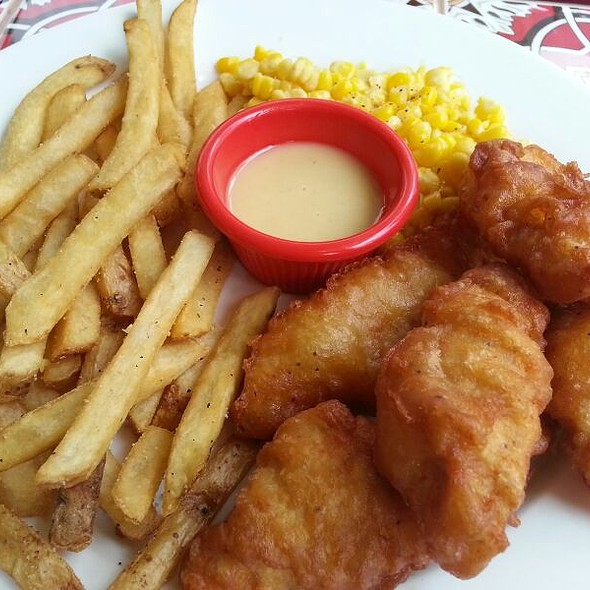 Chicken Crispers @ Chili's (Alabang)