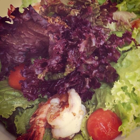 Salad @ Cafe Mary Grace