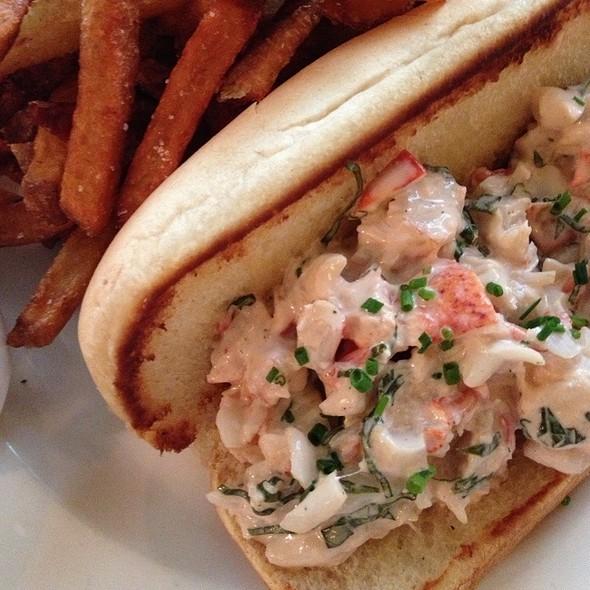 Lobster Roll (Sandwich) - Grand Bar & Lounge at Soho Grand Hotel, New York, NY