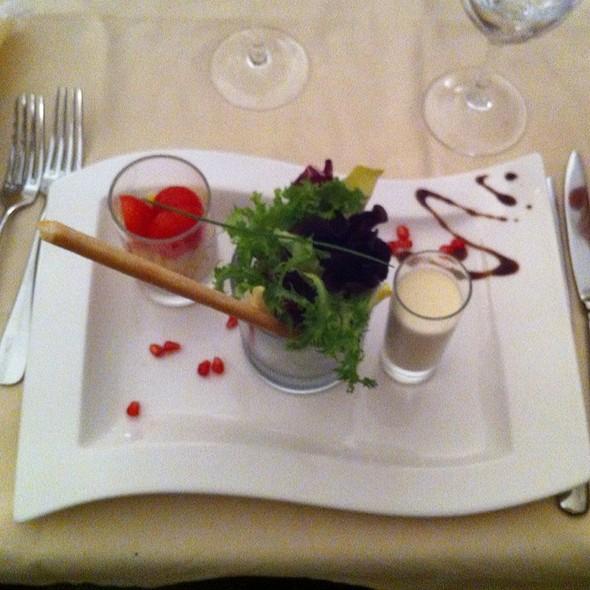 Salad @ Hotel Albrici