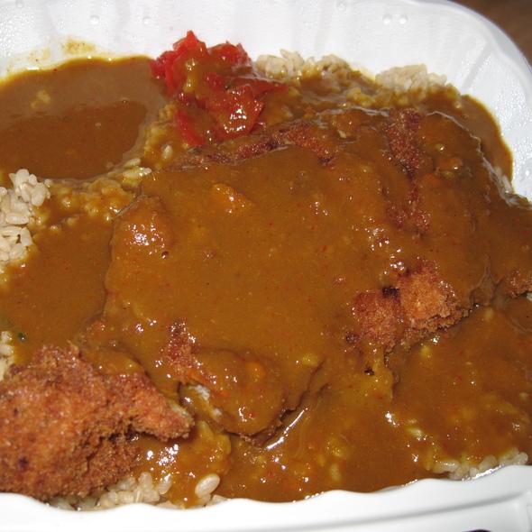 Japanese Katsu Curry @ Muracci's Japanese Grill
