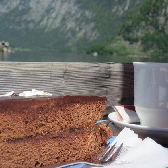 Sacher Torte @ Cafe Polreich