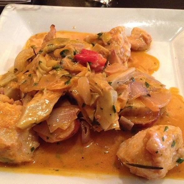 Chicken Rustica - Brio, New York, NY