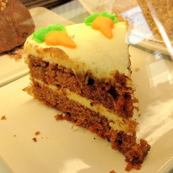 Carrot Cake @ Ledo Pizza