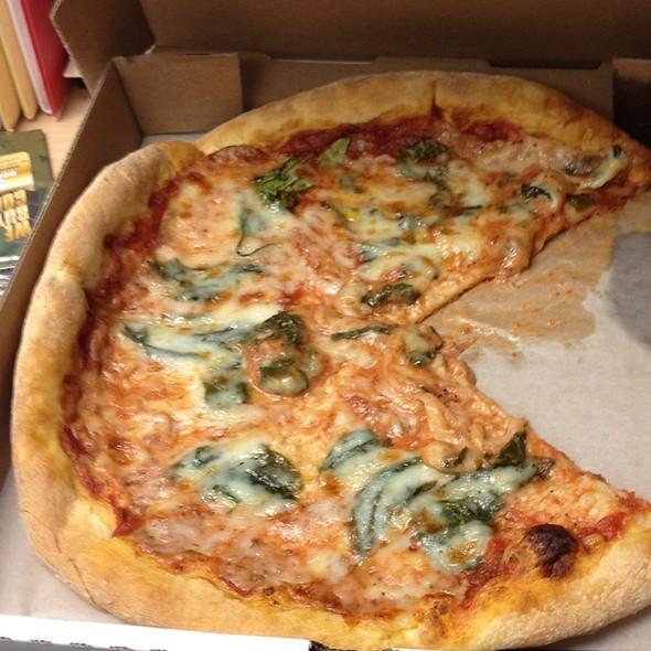 Broadway Pizza Cafe Tucson Az Menu