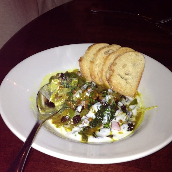 Lentejas Morunas - Ole Tapas Lounge & Restaurant, Newark, DE