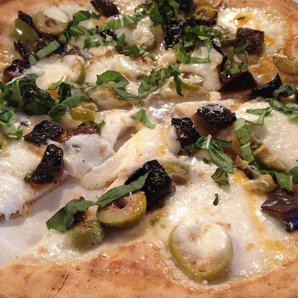 Bianca Pizza @ Pizzeria Biga