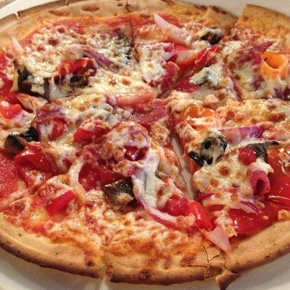 Biga Pizza (Gluten Free) @ Pizzeria Biga